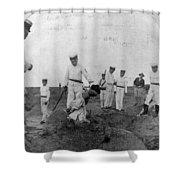 China Boxer Rebellion Shower Curtain