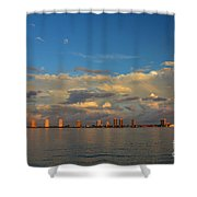 46- Storm Front Shower Curtain