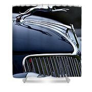 Classic Ford Detail Shower Curtain