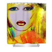 Arnolda Shower Curtain
