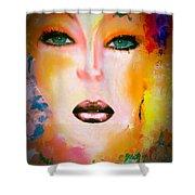 Ghislaine Shower Curtain