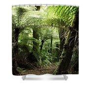 Jungle 2 Shower Curtain