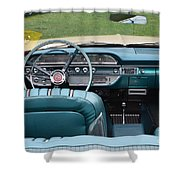 Ford Detail Shower Curtain