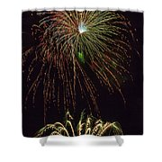 4th July #2 Shower Curtain