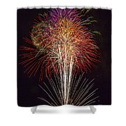 4th July #7 Shower Curtain