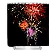 4th Of July 2012 Shower Curtain