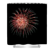 4th Of July 4 Shower Curtain