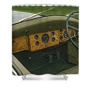 1937 47 Rolls Royce Shower Curtain