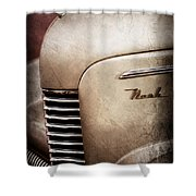 1940 Nash Sedan Grille Shower Curtain