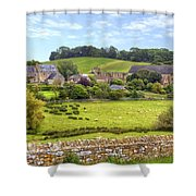 Abbotsbury Shower Curtain