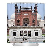Badshahi Mosque In Lahore Pakistan Shower Curtain