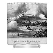 Bunker Hill, 1775 Shower Curtain