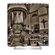 Central Presbyterian Church Shower Curtain