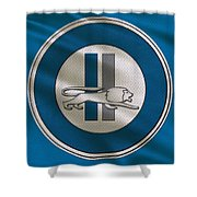 Detroit Lions Uniform Shower Curtain