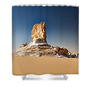 el Agabat Shower Curtain