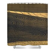 Farm Fields Shower Curtain