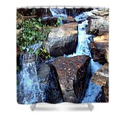 Finlay Park Waterfall 3 Shower Curtain