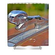 Fire Truck Shower Curtain