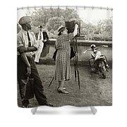 Frances Benjamin Johnston (1864-1952) Shower Curtain