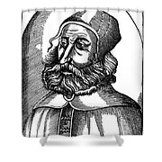Galen (129-c200 A.d.) Shower Curtain