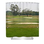 Golf Shower Curtain