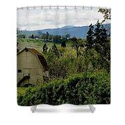 Hood River Shower Curtain