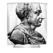 Luigi Galvani (1737-1798) Shower Curtain