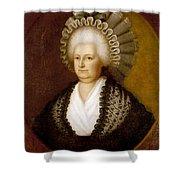 Martha Washington (1731-1802) Shower Curtain
