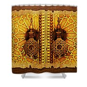 Medina Of Faz Shower Curtain by Catf