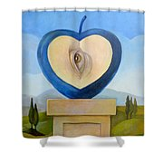 Occhio Shower Curtain