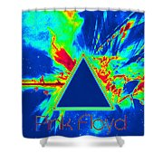 Pink Floyd Shower Curtain