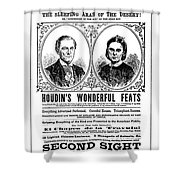 Robert Houdin (1805-1871) Shower Curtain