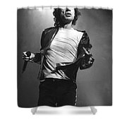 Rolling Stones Shower Curtain