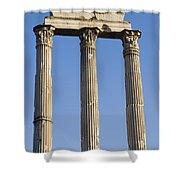 The Roman Forum Shower Curtain
