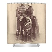 William II Of Germany (1859-1941) Shower Curtain