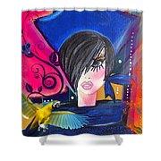 Gina Shower Curtain