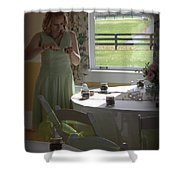 51 Shower Curtain