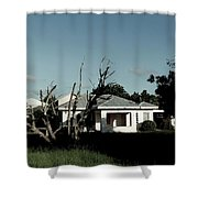 511 Home Shower Curtain