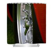Hillsborough Shower Curtain