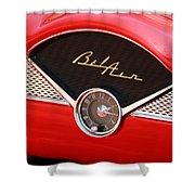 '56 Bel Air Shower Curtain