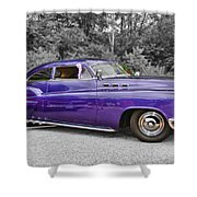 56 Buick Shower Curtain