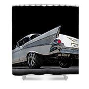 '57 Bel Air Shower Curtain