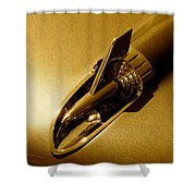 57 Chevrolet Bel Air Shower Curtain