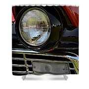 57 Ford Shower Curtain