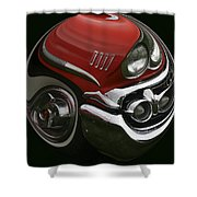 58 Chevy Shower Curtain