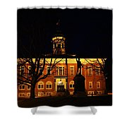 5am At Port Hope Town Hall Shower Curtain