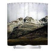 Andorra Shower Curtain