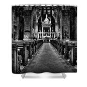 Basilica Of Saint Mary Shower Curtain