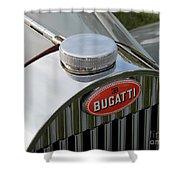 Bugatti Type 57 Shower Curtain