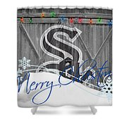 Chicago White Sox Shower Curtain